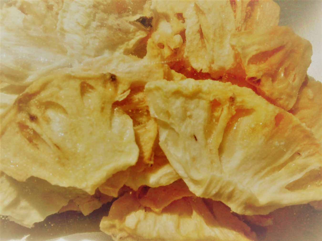Ananas lyophilisé