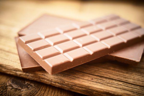 Chocolat au lait à l'érable