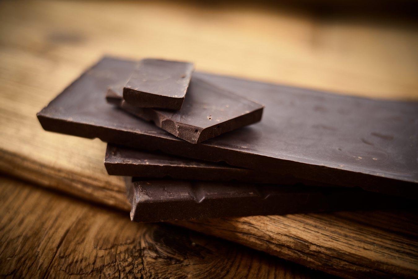 Chocolat noir 85 %
